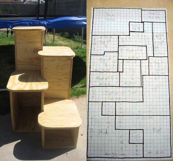 What To Do With An Extra Sheet Of Plywood And Some Time