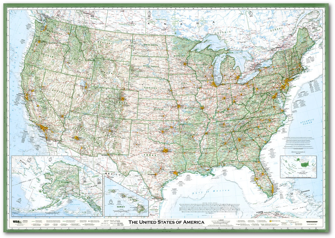 The Perfect American Map Construction Knowledge Construction - Old us map and pics